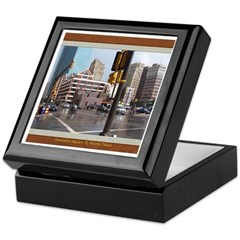 Sundance Square Keepsake Box