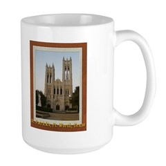 First United Methodist Church Large Mug