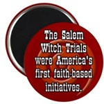 Salem Witch Trials Magnet