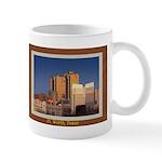 Fort Worth Skyline - Day Mug