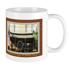 Stockyards Hotel Mug