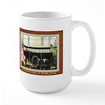 Stockyards Hotel Large Mug