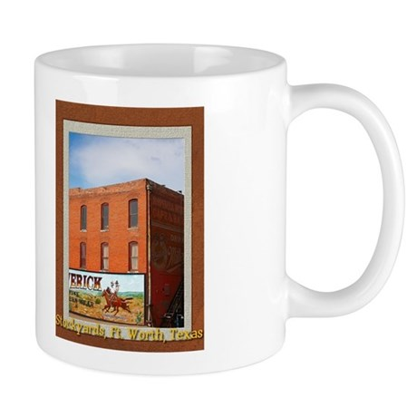 Stockyards #1 Mug