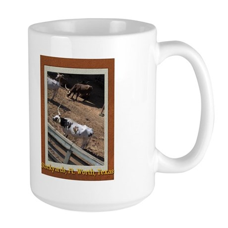Stockyards #2 Large Mug