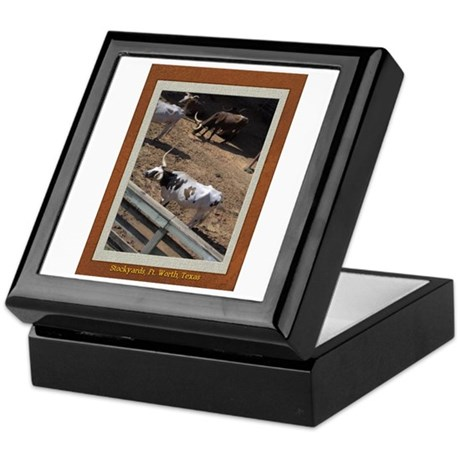 Stockyards #2 Keepsake Box