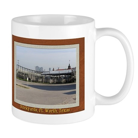 Stockyards #3 Mug