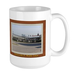 Stockyards #3 Large Mug