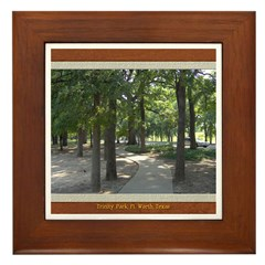 Trinity Park Framed Tile