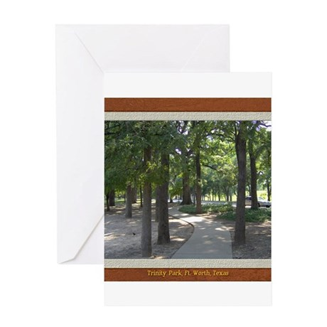 Trinity Park Greeting Card