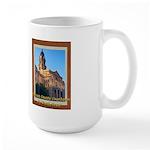 Tarrant County Courthouse Large Mug