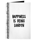 Happiness is being Landyn Journal