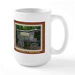 The Undertaker Large Mug