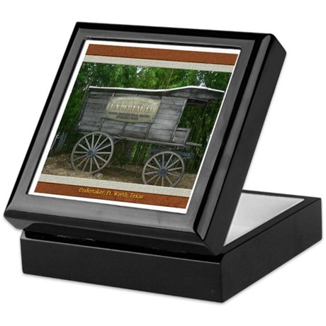 The Undertaker Keepsake Box