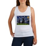 Starry Night FCR Women's Tank Top