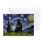 Starry Night FCR Greeting Cards (Pk of 10)