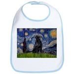 Starry Night FCR Bib