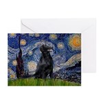 Starry Night FCR Greeting Cards (Pk of 20)