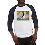Monet's garden & Springer Baseball Jersey
