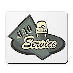 Auto Service Mousepad
