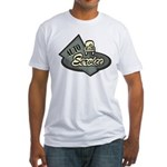 Auto Service Fitted T-Shirt