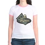 Auto Service Jr. Ringer T-Shirt