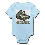 Mechanic Auto Service Infant Creeper