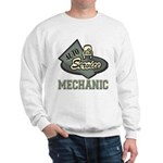 Mechanic Auto Service Sweatshirt