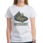 Mechanic Auto Service Women's T-Shirt