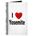 I Love Yosemite Journal