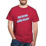 Papa's the name Dark T-Shirt