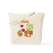 Juice Tote Bag
