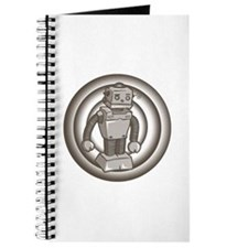 Retro Robot Journal