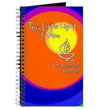"""This Little Light of Mine"" Journal"