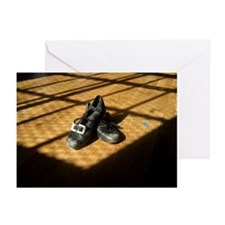 Jig Shoes Greeting Cards (Pk of 10)