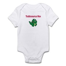 Toddosaurus Rex Infant Bodysuit