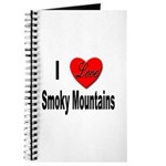 I Love Smoky Mountains Journal