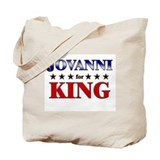 JOVANNI for king Tote Bag
