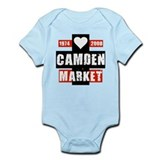 Funny Victorian britain Infant Bodysuit