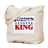 JORDYN for king Tote Bag