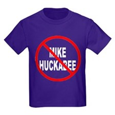 Anti Mike Huckabee (Front) T