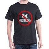 Anti Mike Huckabee (Front) T-Shirt