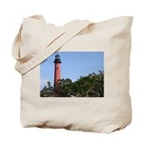 Ponce De Leon Lighthouse Tote Bag