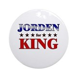 JORDEN for king Ornament (Round)
