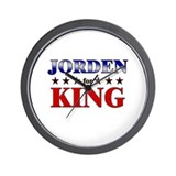 JORDEN for king Wall Clock