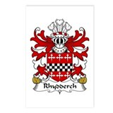Rhydderch (LE GROS) Postcards (Package of 8)