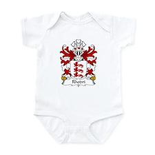 Rhodri (MAWR AP MERFYN FRYCH) Infant Bodysuit