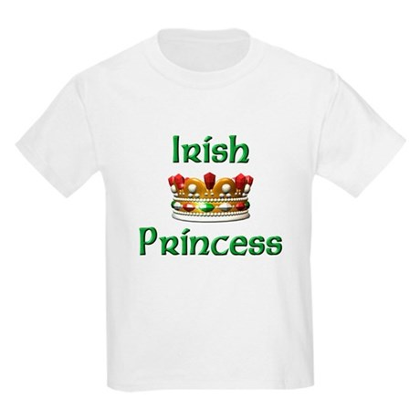 Irish Princess Kids Light T-Shirt