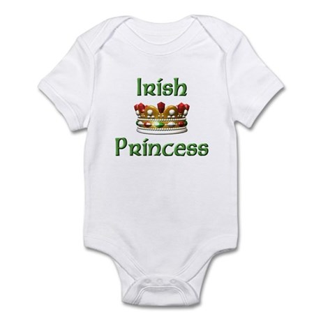 Irish Princess Infant Bodysuit