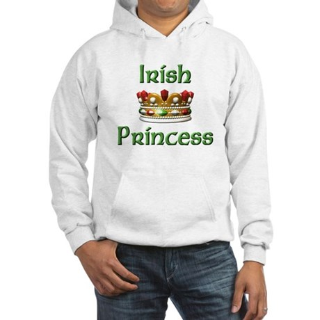 Irish Princess Hooded Sweatshirt