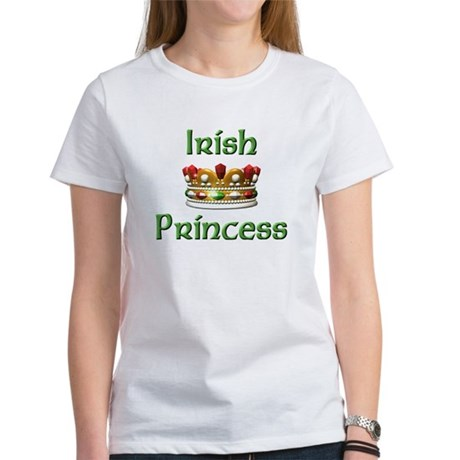 Irish Princess Women's T-Shirt